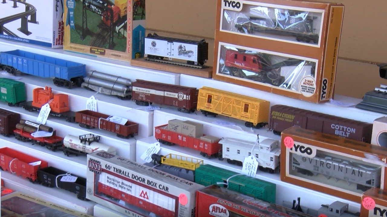 The Central Coast Railroad Festival is hosting a tour of 29 model railroad layouts at 17 Locations from Paso Robles to Lompoc.