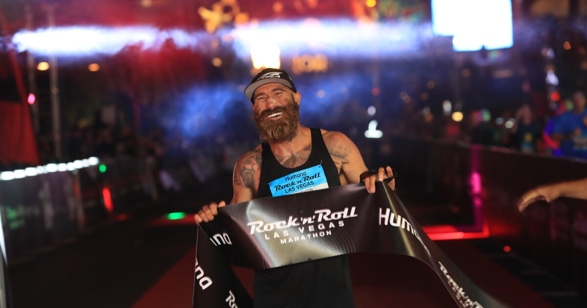 35K runners participate in Rock 'N' Roll Marathon on Strip - KTNV Las Vegas