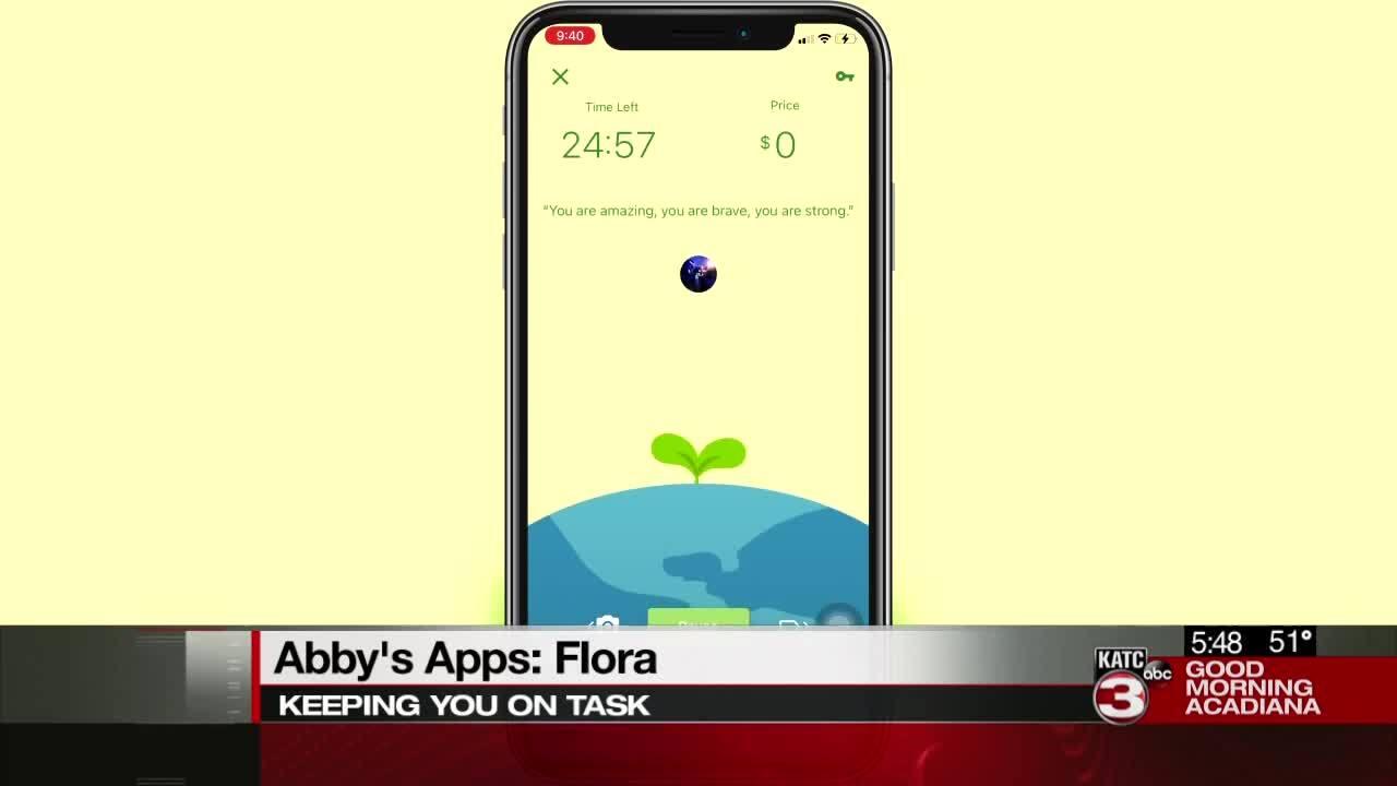 Abby's Apps Flora