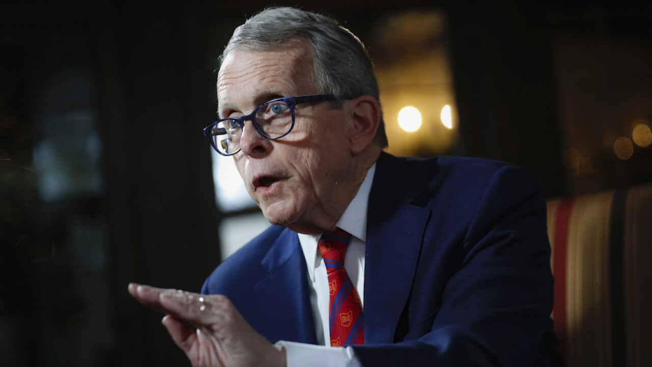 Ohio Republican lawmakers file articles of impeachment against Republican Gov. Mike DeWine