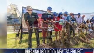 Texas State Aquarium breaks ground on wildlife rescue center