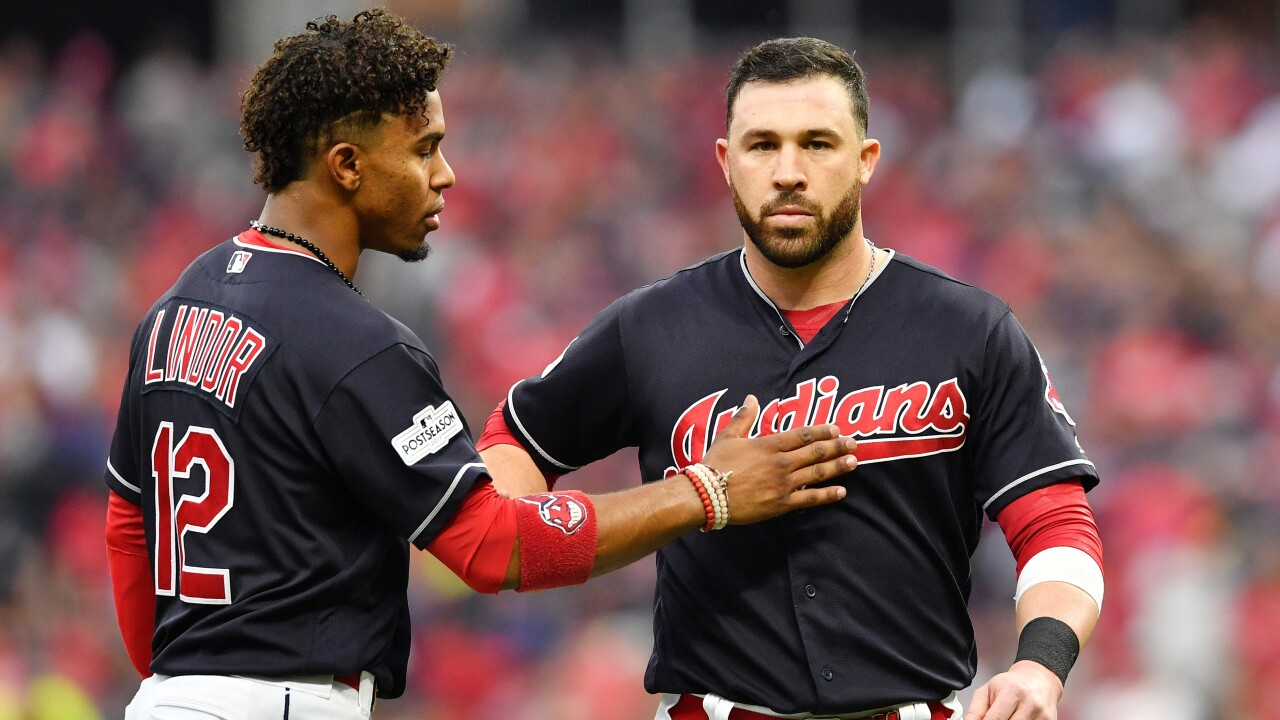Divisional Round - New York Yankees v Cleveland Indians - Game Two