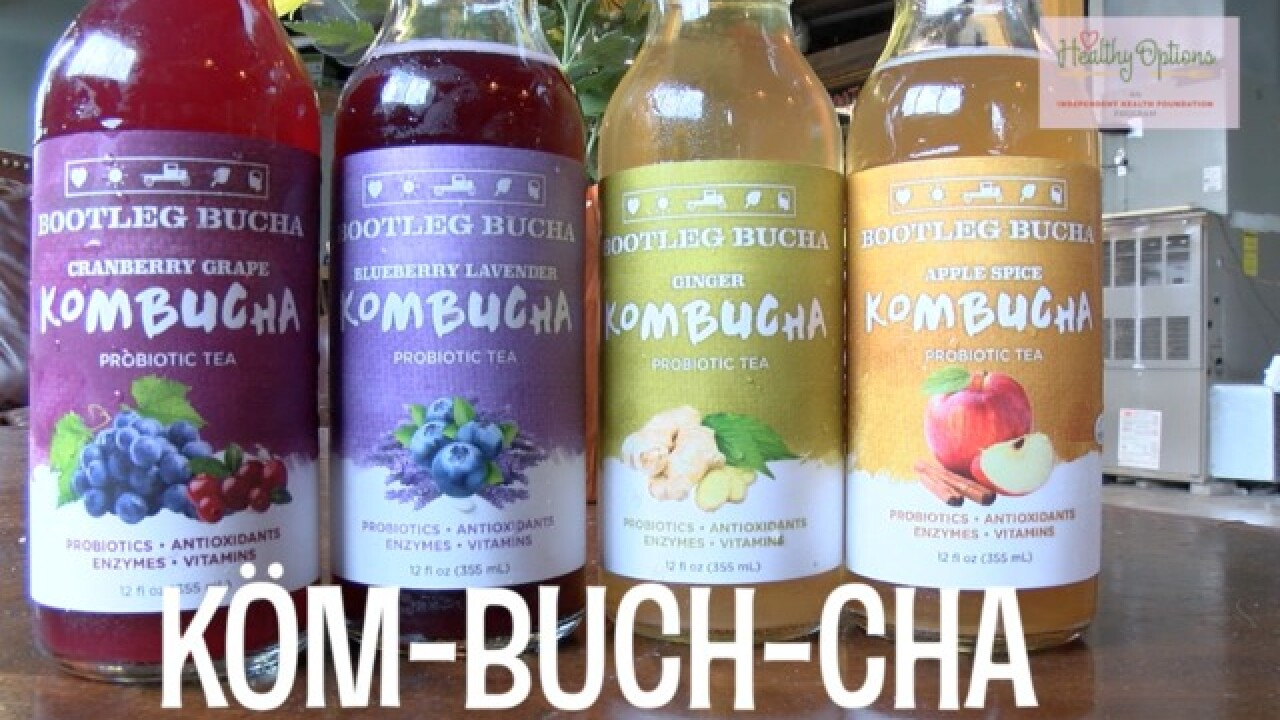 What is Kombucha?