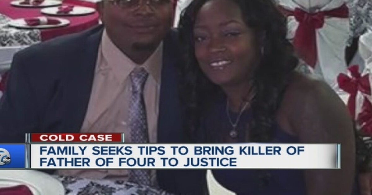 Detroit family hopes Crime Stoppers reward will lead to whoever