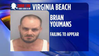 Police searching for wanted men in Virginia Beach