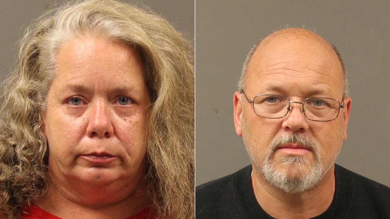 Arrington and Cox booking photos.png