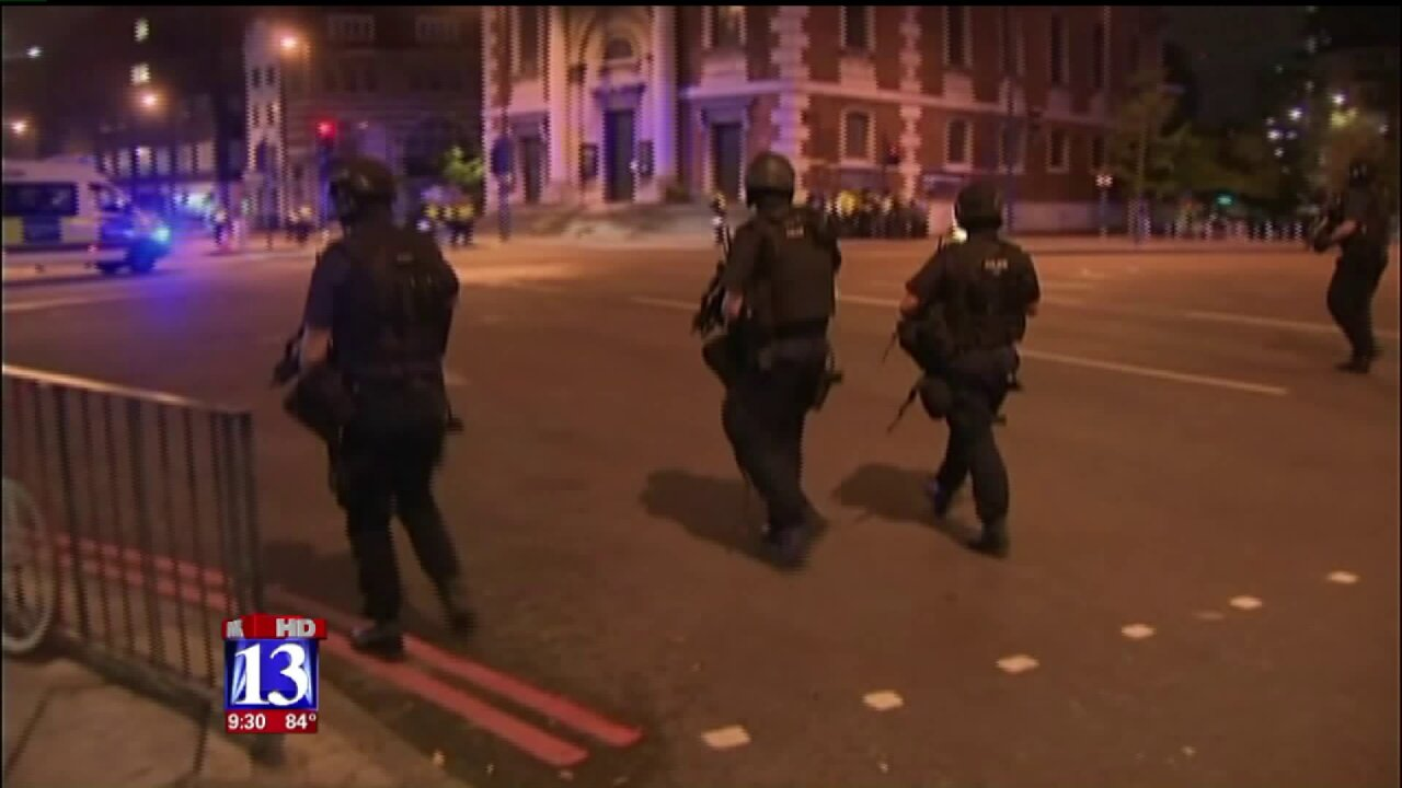 London terror attack: 7 victims killed, 21 in critical condition, 3 suspects shot dead bypolice