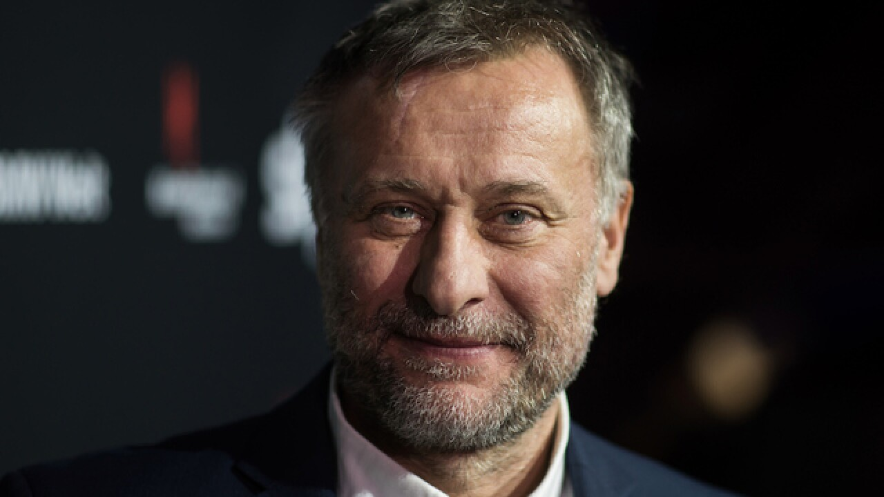 'The Girl with the Dragon Tattoo' actor Michael Nyqvist dies at 56
