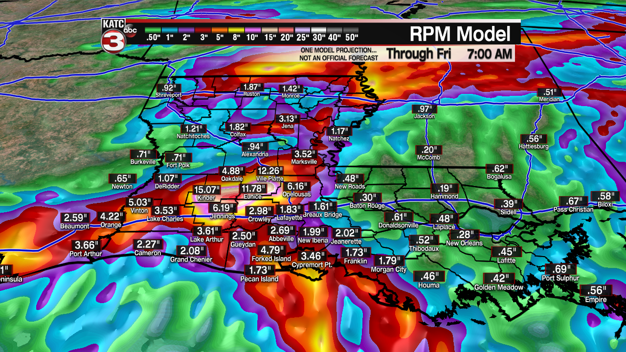 RPM 12km Precip Accumulation Acadiana.png