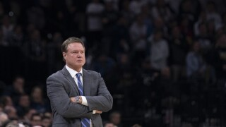 Kansas v Villanova Bill Self