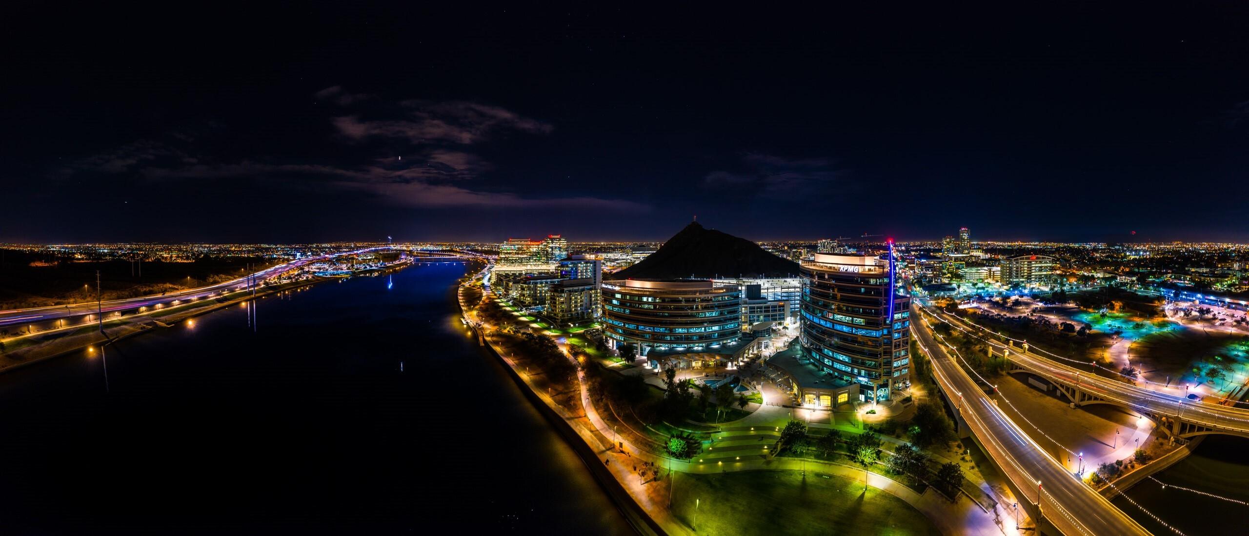 Building Tempe Award - Alex Harris lake aerial at night.jpg
