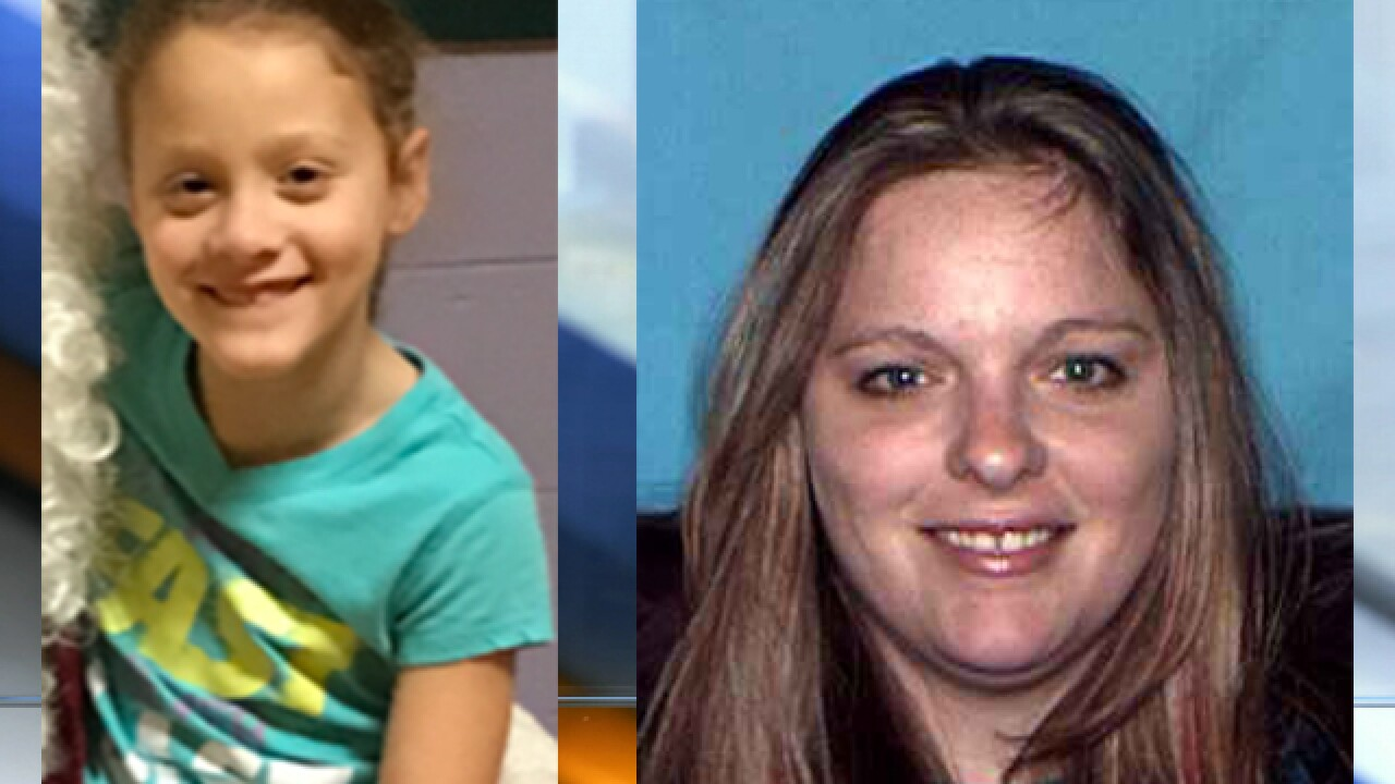 Woman and girl missing from St. Joseph may be near Lee's Summit
