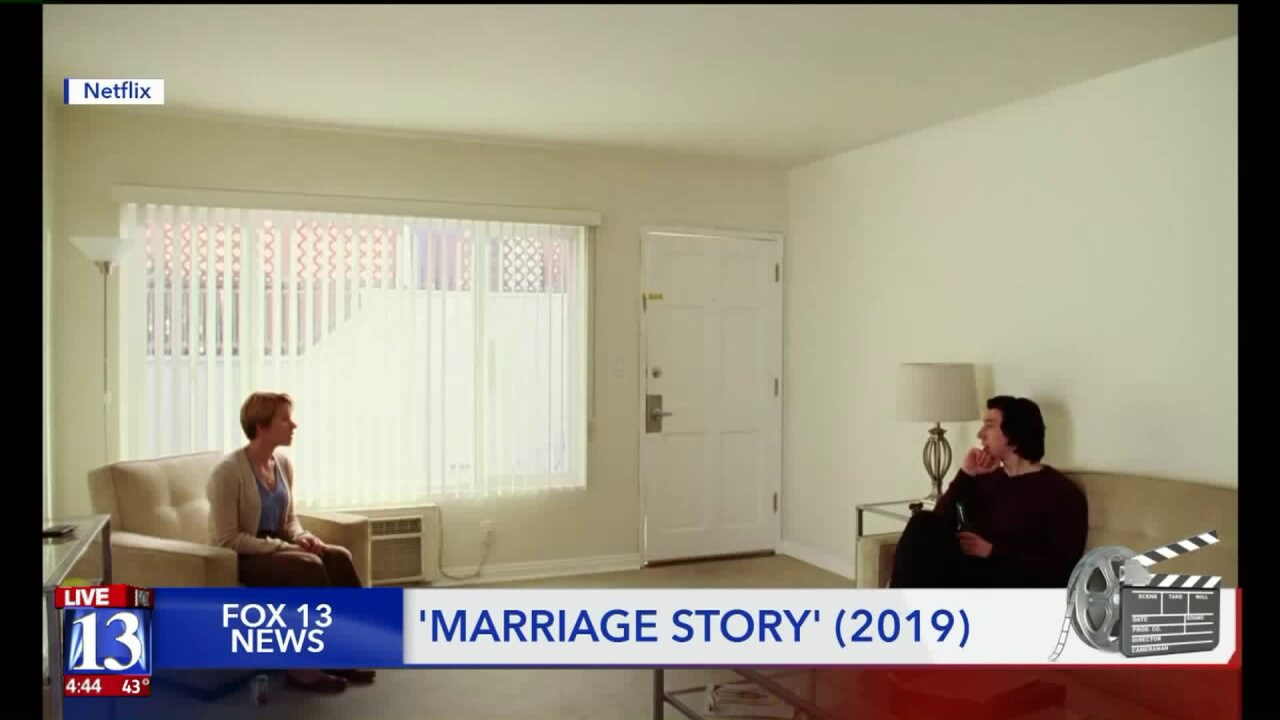 Rich reviews 'Marriage Story' and 'Parasite'