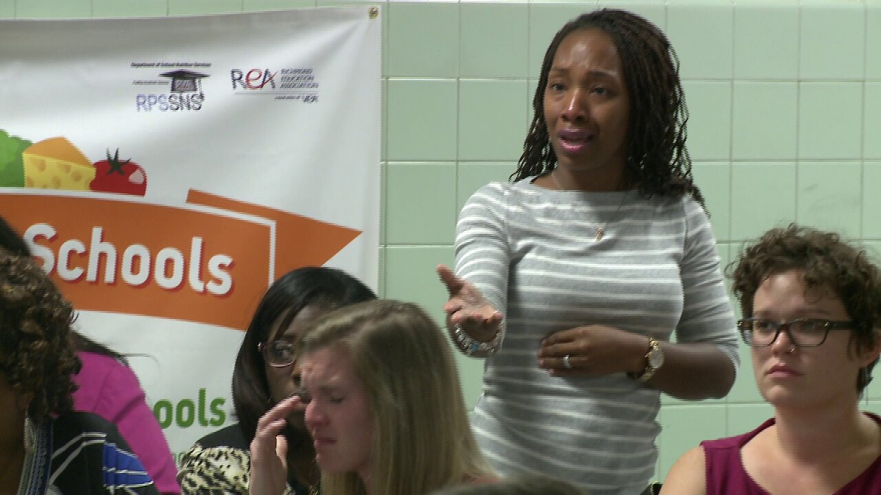 HOLMBERG: Teacher 'leveling' at city schools – is it on thelevel?