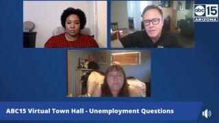 Unemployment town hall