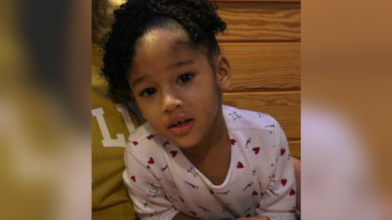 Amber Alert issued for missing 5-year-old girl in Houston, allegedly taken by 3 men