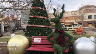 Zona Rosa holiday changes