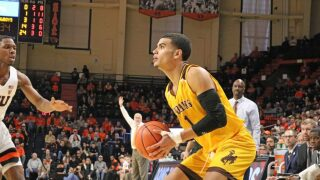 Justin James named all-district by NABC