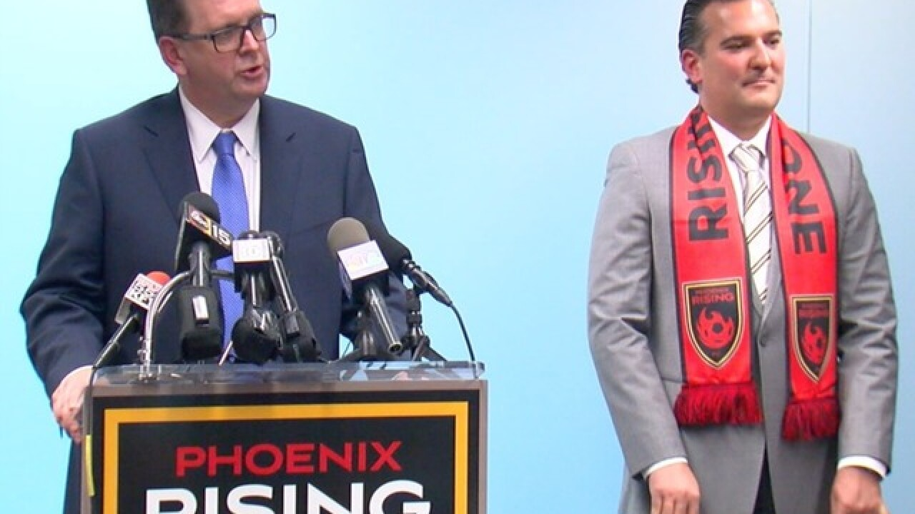 MLS deputy commissioner: Trip to Valley 'has given us a lot to think about'