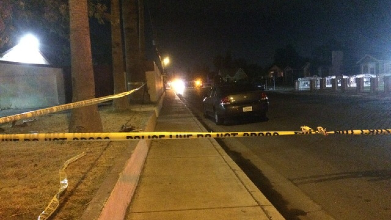 3-year-old dead, two others wounded in shooting