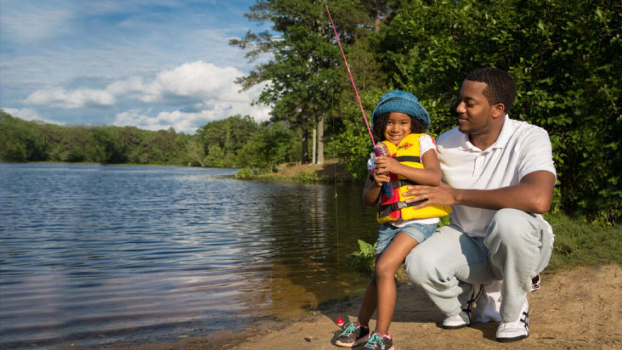 Free fishing in Virginia begins this weekend