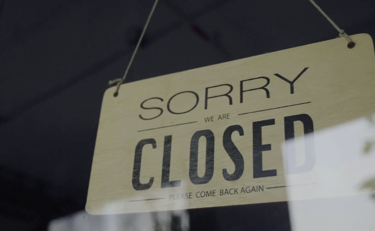 While the country tries to get back to normal, small businesses may have a longer road back to normalcy.