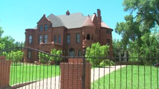 Orman Mansion up for sale in Pueblo, opening bid of $650,000