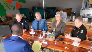 SafeKC Kevin police chiefs roundtable part 1