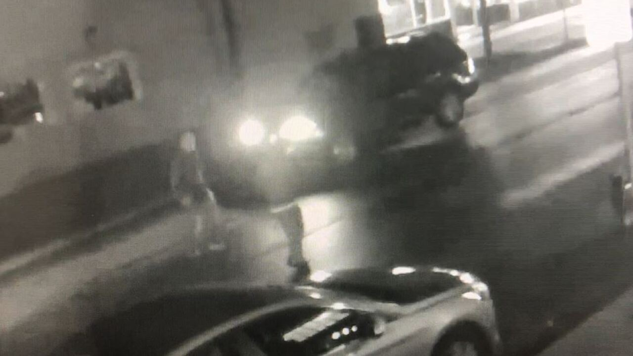Abduction in downtown Milwaukee