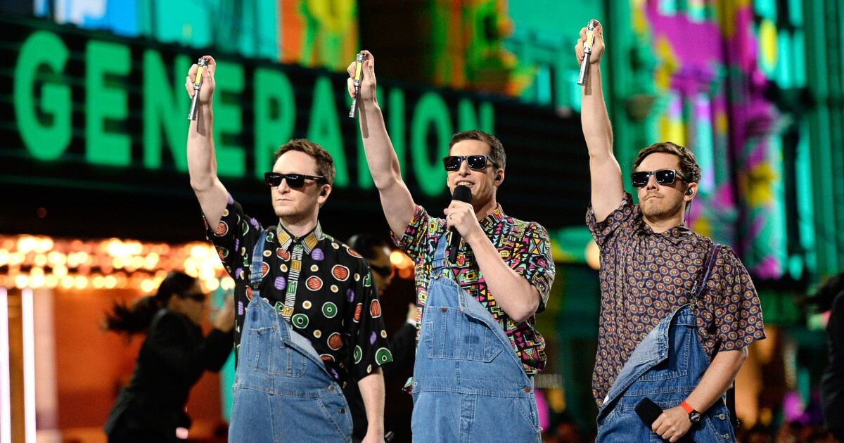 The Lonely Island to perform at Detroit's Fox Theatre