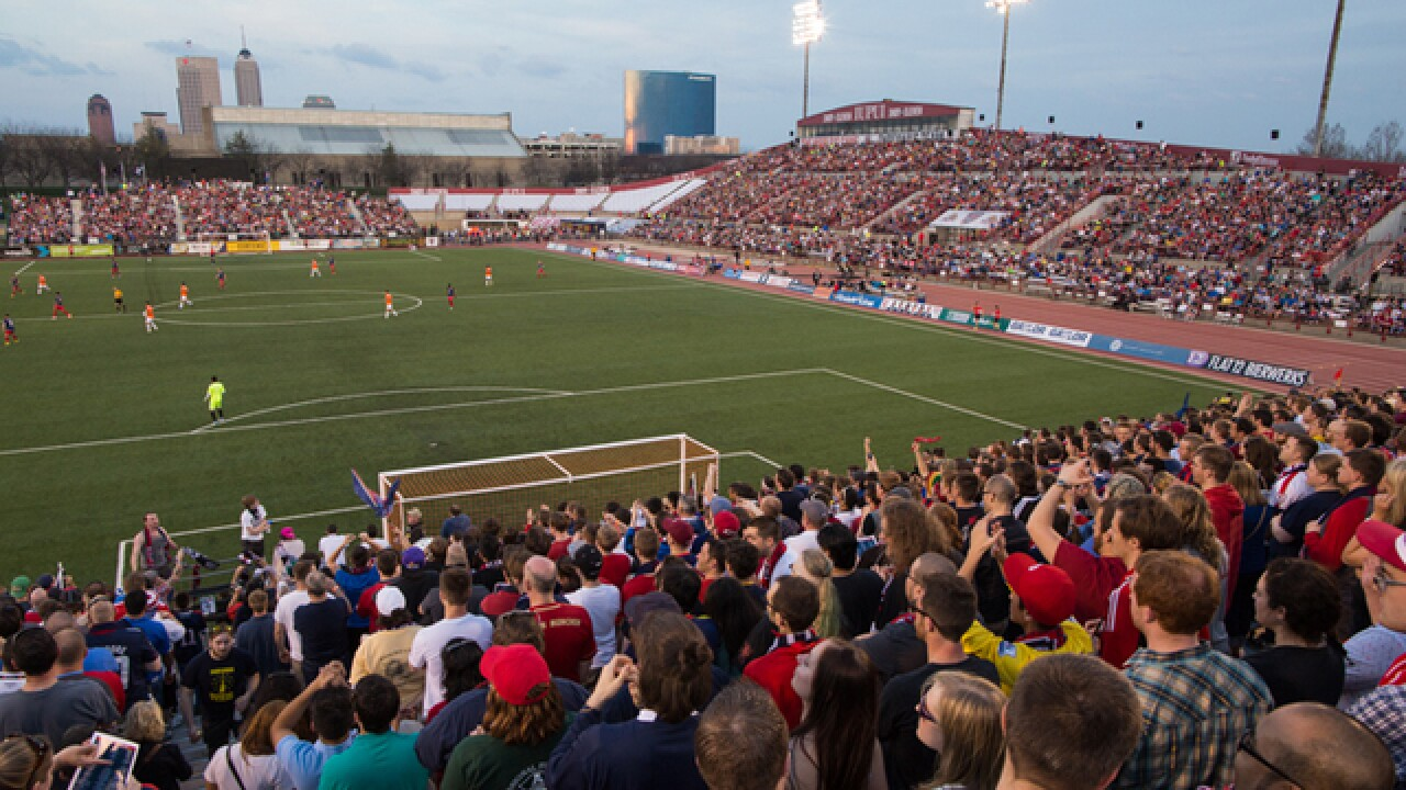 Indy Eleven applies for MLS expansion