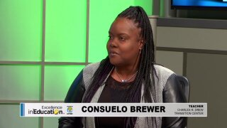 Excellence in Education – ConsueloBrewer