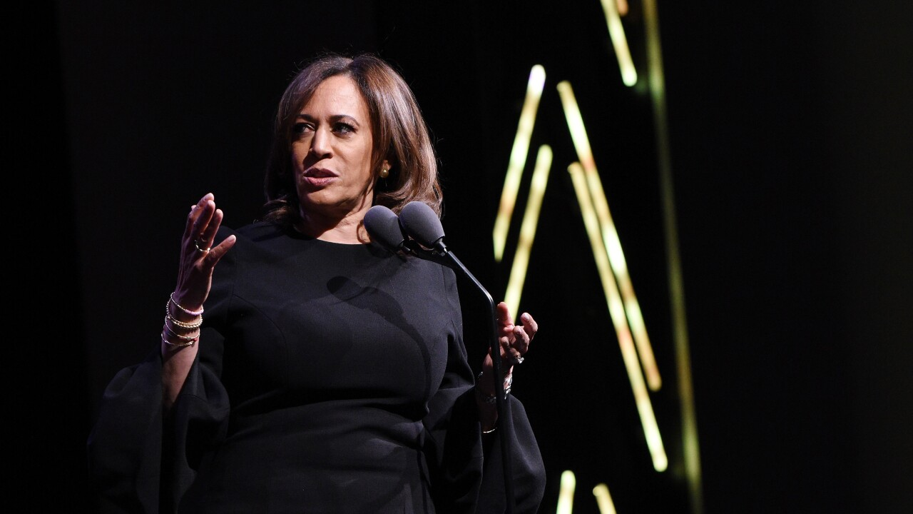 Kamala Harris is open to multiple paths to 'Medicare-for-all'