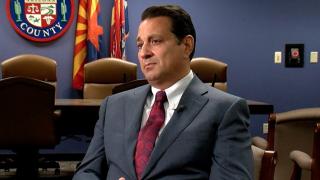 Maricopa County Supervisor Steve Chucri