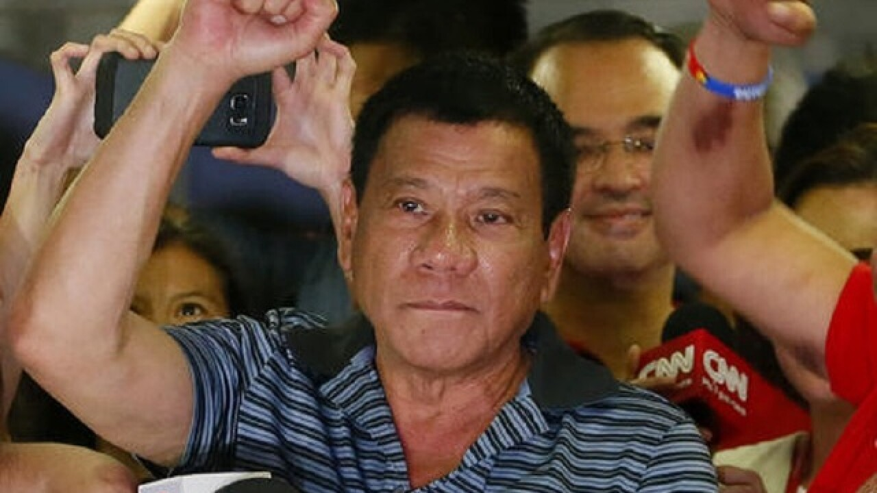 Philippine pres. to offer Cabinet post to rebels