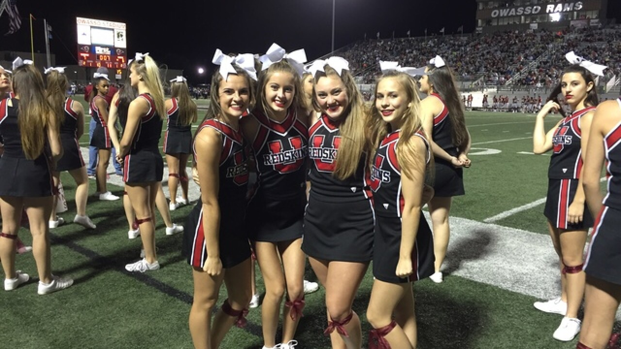 Game of the Week: Union vs. Owasso