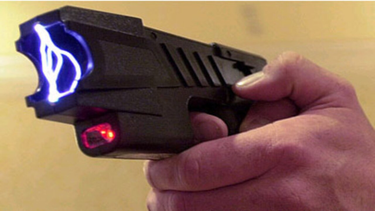 Florida police taser 91-year-old man