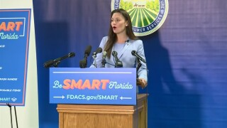 Florida Agriculture Commissioner Nikki Fried to make 'major announcement' on Monday