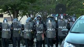 Detroit police response