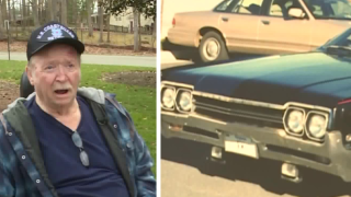 Veteran frustrated after stolen classic car turns up at tow lot: 'I called thepolice'