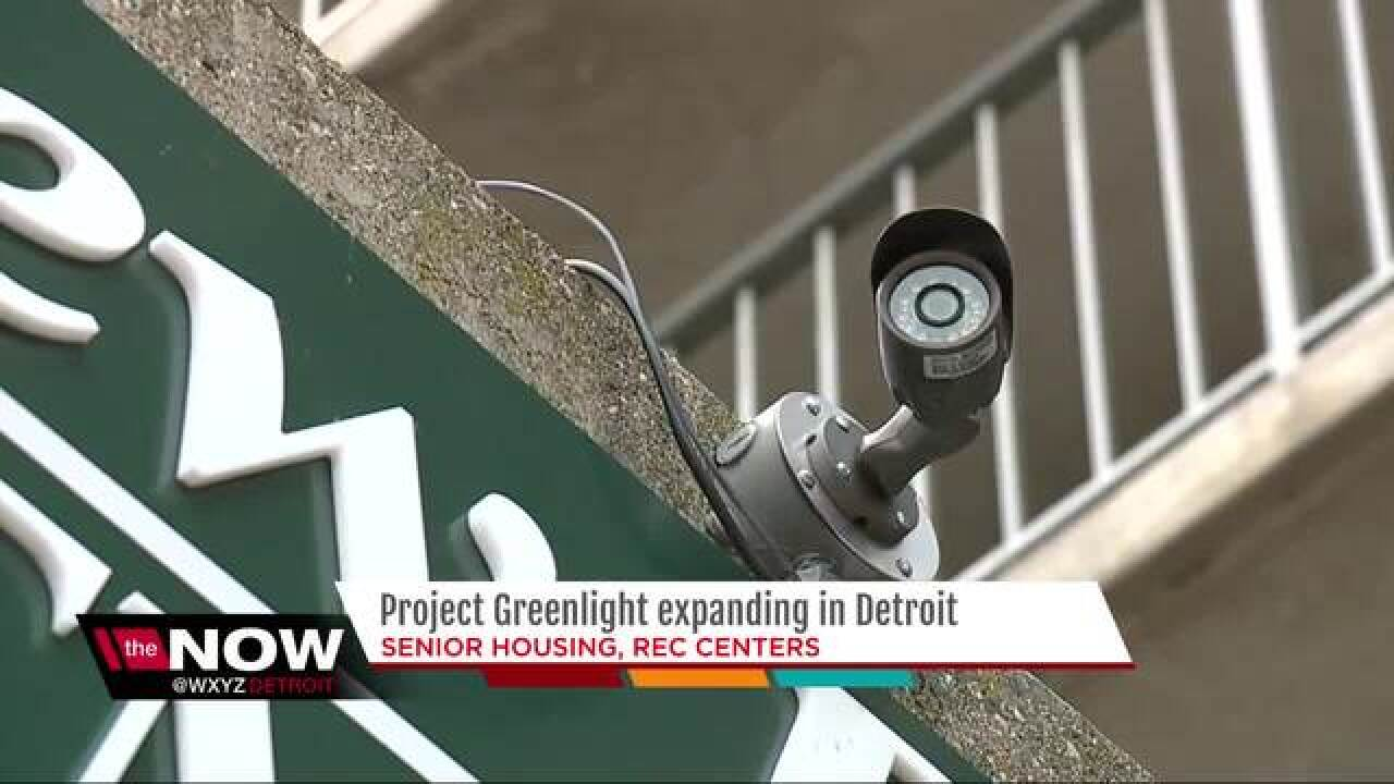 Community hoping Project Green Light expands