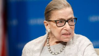 Ruth Bader Ginsburg misses court due to illness