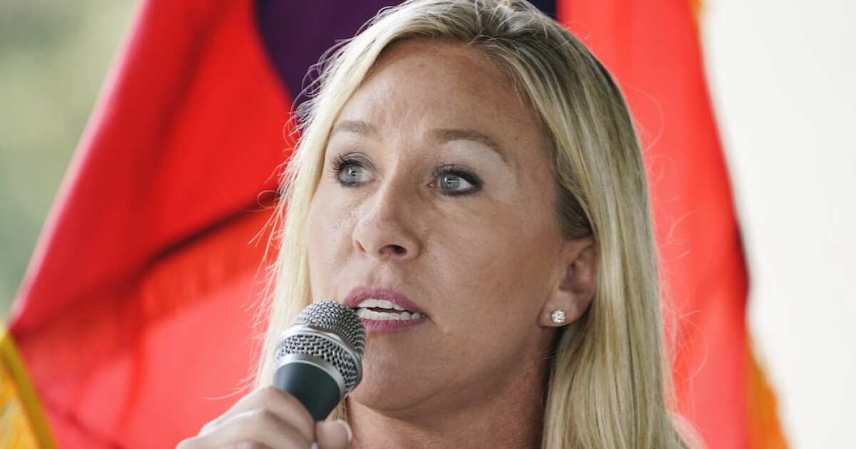 Removed from committees, Rep. Greene says she is 'fine', shares gun incident from high school
