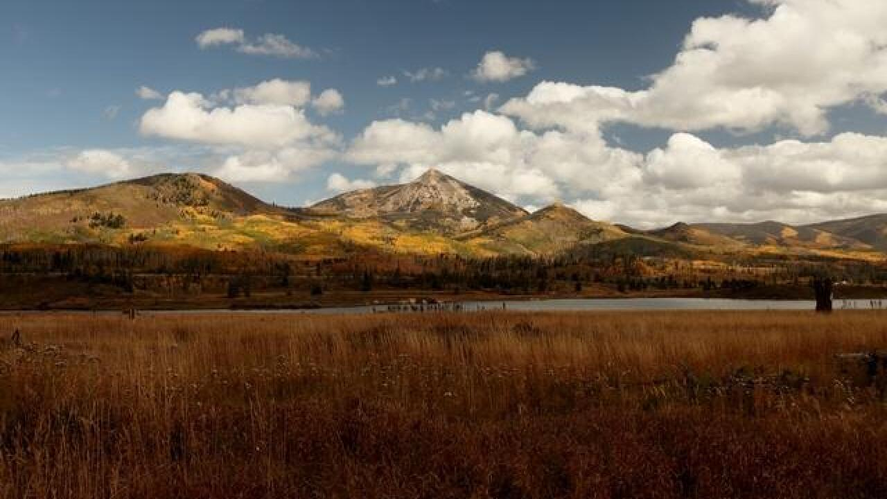 Black Friday 2016: Free admission to all Colorado State Parks on Nov. 25