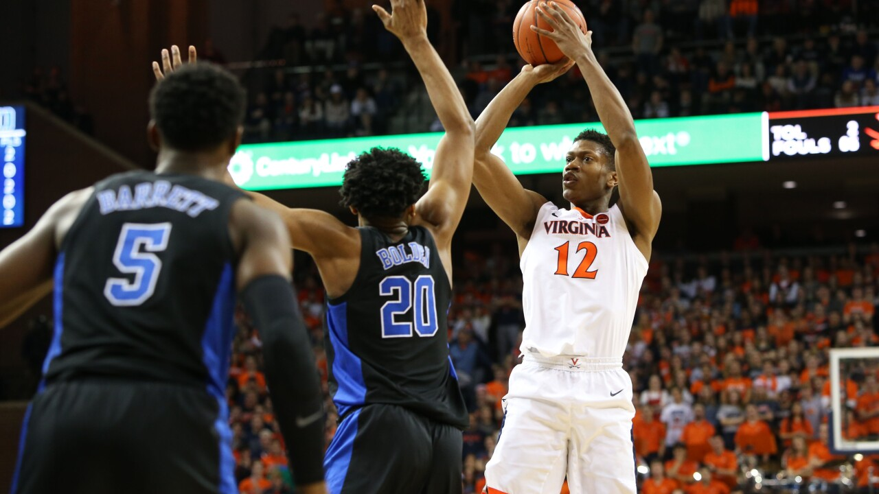 Think with Wink: UVA-tonement in2019