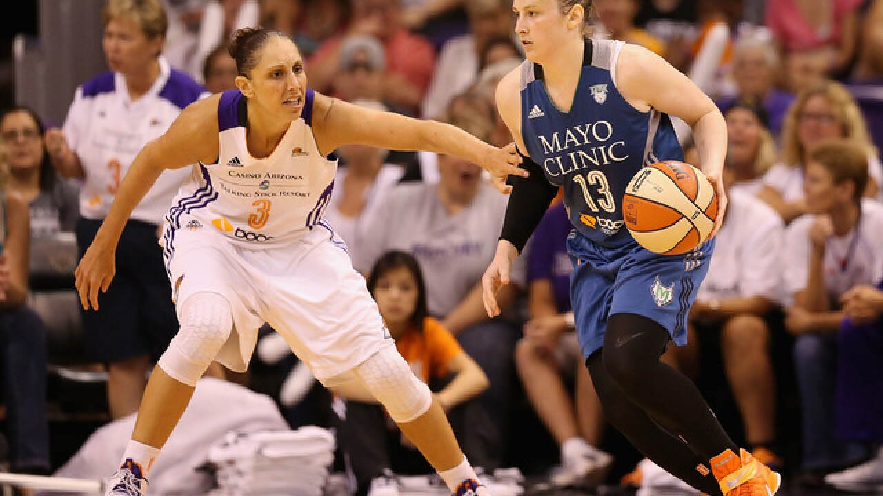 WNBA legend to coach Gophers, play for Lynx