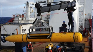 Photos: U.S. military helping to search for missing Argentinesubmarine