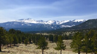 Climber killed in fall in Rocky Mountain National Park