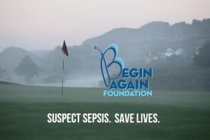 High-profile golfers help Virginia Beach-based Begin Again Foundation raise awareness ofsepsis