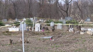 Volunteers continue work at historic Henrico cemeteries to 'documenthistory'